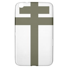 Cross of Loraine Samsung Galaxy Tab 3 (8 ) T3100 Hardshell Case