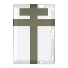 Cross Of Loraine Kindle Fire Hdx 8 9  Hardshell Case