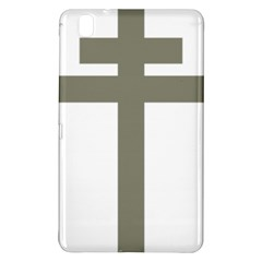 Cross Of Loraine Samsung Galaxy Tab Pro 8 4 Hardshell Case