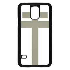Cross Of Loraine Samsung Galaxy S5 Case (black)