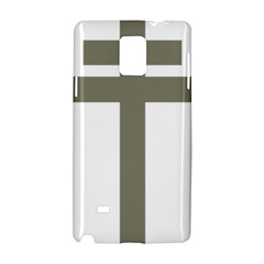 Cross of Loraine Samsung Galaxy Note 4 Hardshell Case