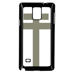 Cross Of Loraine Samsung Galaxy Note 4 Case (black)