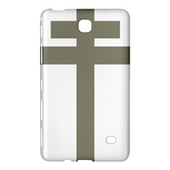 Cross of Loraine Samsung Galaxy Tab 4 (7 ) Hardshell Case