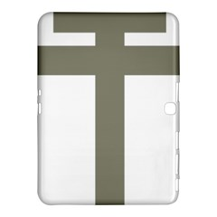 Cross Of Loraine Samsung Galaxy Tab 4 (10 1 ) Hardshell Case