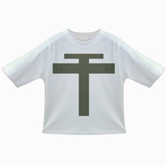 Cross Of Lorraine  Infant/toddler T Shirts