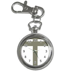 Cross Of Lorraine  Key Chain Watches