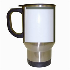 Cross Of Lorraine  Travel Mugs (white)