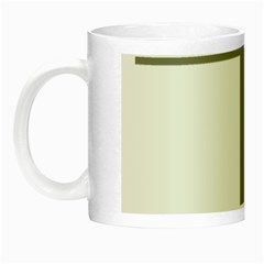 Cross Of Lorraine  Night Luminous Mugs