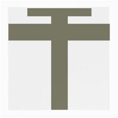 Cross Of Lorraine  Medium Glasses Cloth