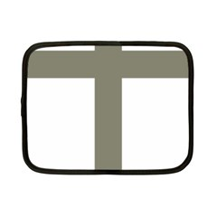 Cross Of Lorraine  Netbook Case (small)
