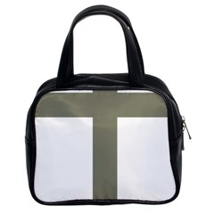 Cross Of Lorraine  Classic Handbags (2 Sides)