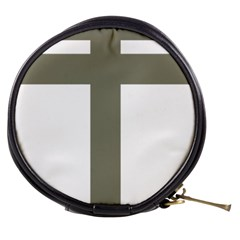 Cross Of Lorraine  Mini Makeup Bags