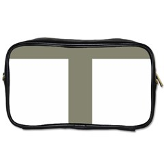 Cross Of Lorraine  Toiletries Bags
