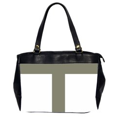 Cross Of Lorraine  Office Handbags (2 Sides)