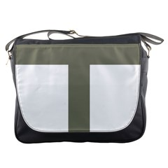 Cross Of Lorraine  Messenger Bags