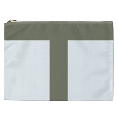 Cross Of Lorraine  Cosmetic Bag (xxl)