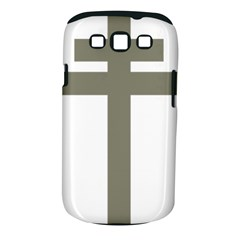 Cross of Lorraine  Samsung Galaxy S III Classic Hardshell Case (PC+Silicone)