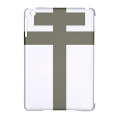 Cross Of Lorraine  Apple Ipad Mini Hardshell Case (compatible With Smart Cover)