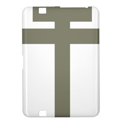 Cross Of Lorraine  Kindle Fire Hd 8 9
