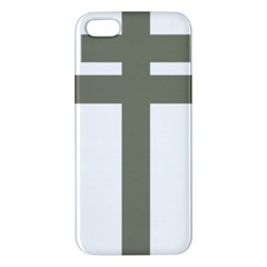 Cross Of Lorraine  Apple Iphone 5 Premium Hardshell Case