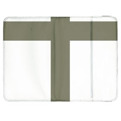 Cross Of Lorraine  Samsung Galaxy Tab 7  P1000 Flip Case