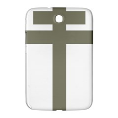 Cross of Lorraine  Samsung Galaxy Note 8.0 N5100 Hardshell Case