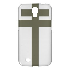 Cross Of Lorraine  Samsung Galaxy Mega 6 3  I9200 Hardshell Case