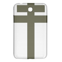 Cross Of Lorraine  Samsung Galaxy Tab 3 (7 ) P3200 Hardshell Case