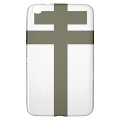 Cross Of Lorraine  Samsung Galaxy Tab 3 (8 ) T3100 Hardshell Case