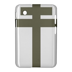 Cross of Lorraine  Samsung Galaxy Tab 2 (7 ) P3100 Hardshell Case