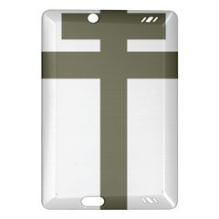 Cross Of Lorraine  Amazon Kindle Fire Hd (2013) Hardshell Case