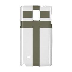 Cross Of Lorraine  Samsung Galaxy Note 4 Hardshell Case