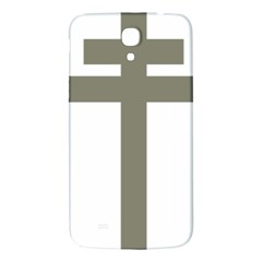 Cross Of Lorraine  Samsung Galaxy Mega I9200 Hardshell Back Case