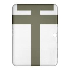 Cross Of Lorraine  Samsung Galaxy Tab 4 (10 1 ) Hardshell Case