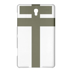 Cross Of Lorraine  Samsung Galaxy Tab S (8 4 ) Hardshell Case