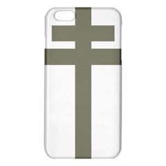 Cross Of Lorraine  Iphone 6 Plus/6s Plus Tpu Case