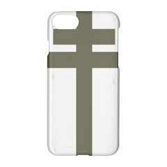 Cross Of Lorraine  Apple Iphone 7 Hardshell Case