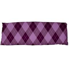 Plaid pattern Body Pillow Case (Dakimakura)