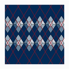 Diamonds and Lasers Argyle  Medium Glasses Cloth (2-Side)
