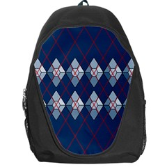 Diamonds And Lasers Argyle  Backpack Bag