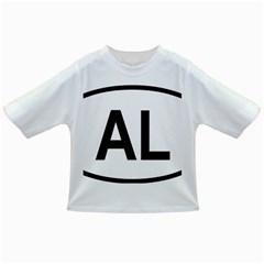 Albania Country Code  Infant/Toddler T-Shirts