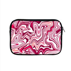 Pink Marble Pattern Apple Macbook Pro 15  Zipper Case