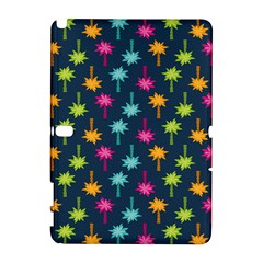 Funny Palm Tree Pattern Galaxy Note 1