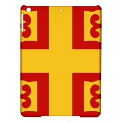 Byzantine Imperial Flag, 14th Century iPad Air Hardshell Cases