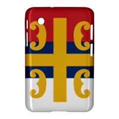Flag of The Serbian Orthodox Church Samsung Galaxy Tab 2 (7 ) P3100 Hardshell Case