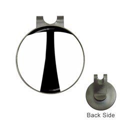 Tau Cross  Hat Clips With Golf Markers