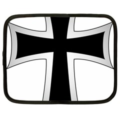 Cross Of The Teutonic Order Netbook Case (xl)