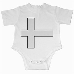 Cross of Philip the Apostle Infant Creepers
