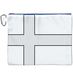 Cross of Philip the Apostle Canvas Cosmetic Bag (XXXL)