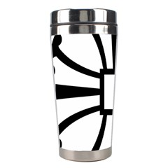 Canterbury Cross  Stainless Steel Travel Tumblers